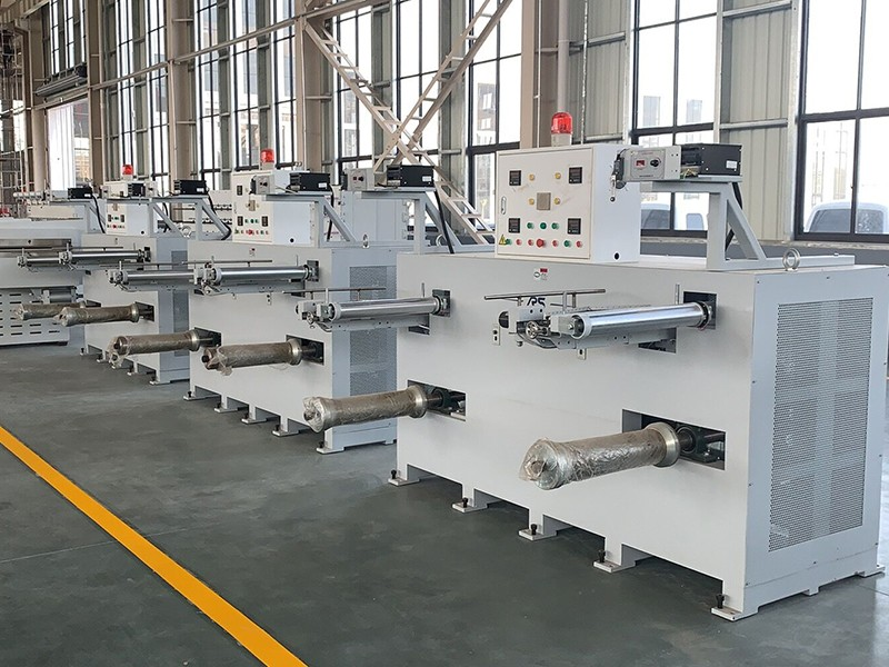 Wrapping Winder